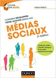 Comment développer votre activité grâce aux médias sociaux, par Valérie March