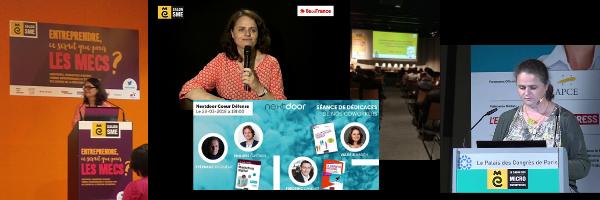 Conférences Valérie March - sur les réseaux sociaux